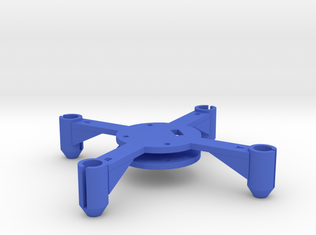 H107L Frame Finished - Update 2 in Blue Strong & Flexible Polished