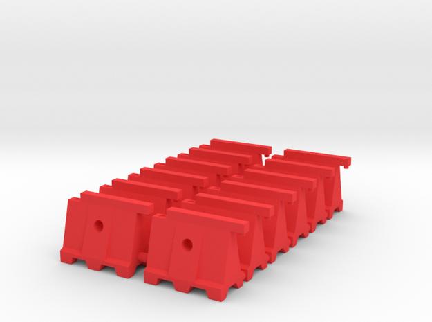 Barricade 02. HO Scale (1:87)