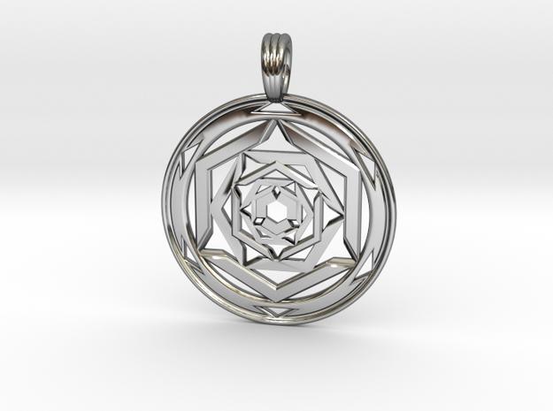 VERTICAL HORIZON in Premium Silver