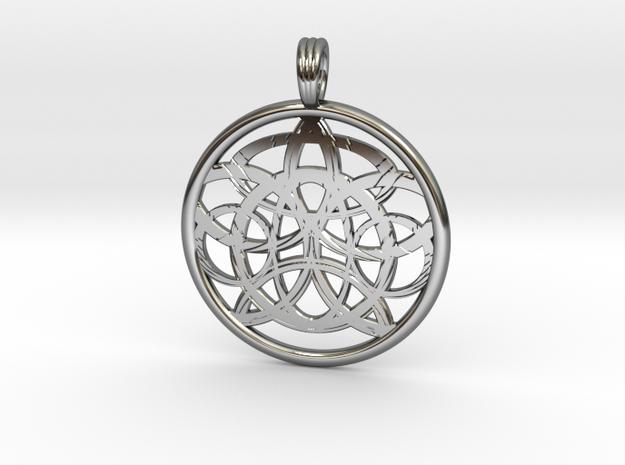 DIVINE LIGHT in Premium Silver