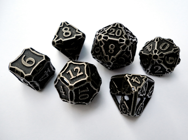 Large Dice Set