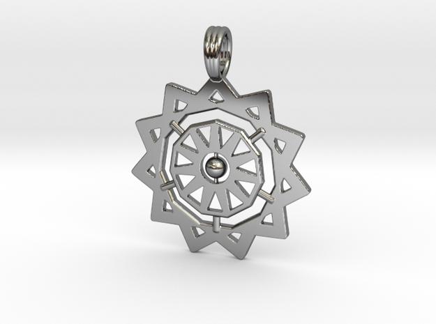 SIGNATURE ELEVEN in Premium Silver