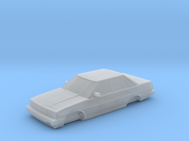 HO Scale 1985-1988 Toyota Cressida in Frosted Ultra Detail