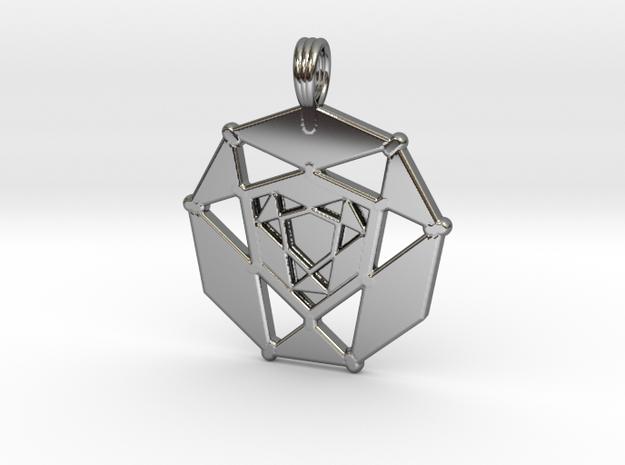 VORTEX SKYLINE NINE in Premium Silver