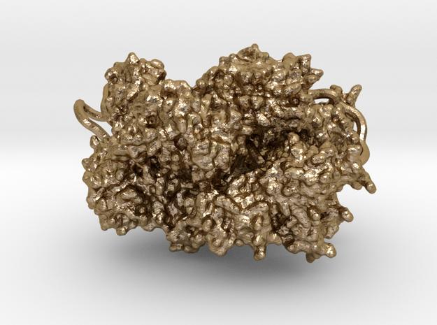 the Slaymaker SpCas9 in Polished Gold Steel