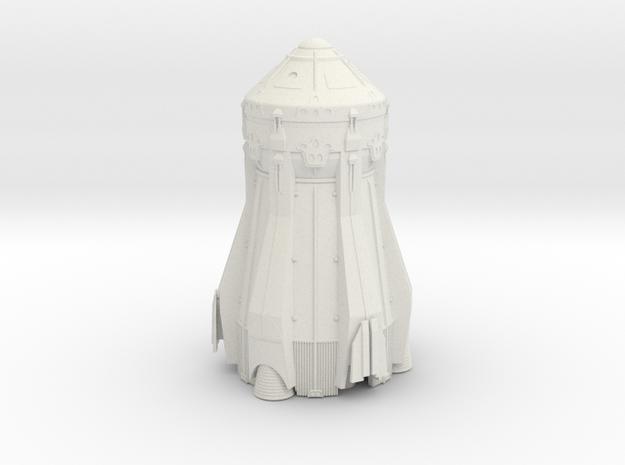 1/200 NASA / JPL ARES MARS ASCENT VEHICLE in White Natural Versatile Plastic