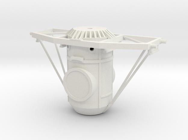 Orbital Docking System Main Body And Frame