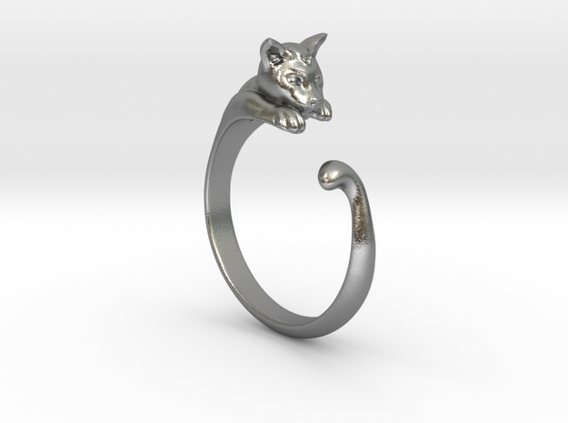 Cat Ring V1 - (Sizes 5 to 15 available) US Size 9