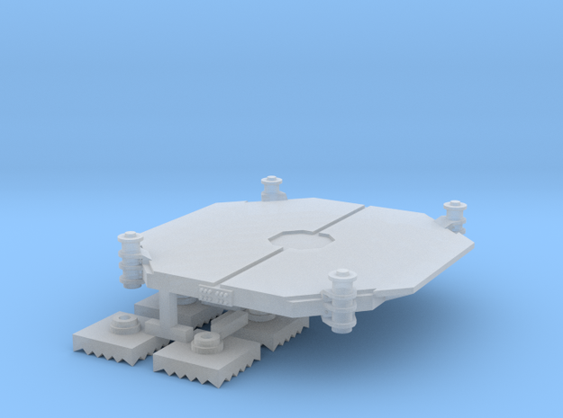 Air Mobile Artillery Platform Vietnam 1 to 285 in Frosted Ultra Detail
