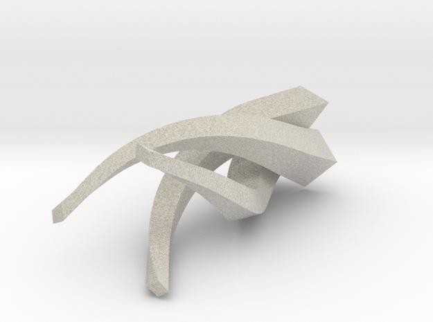 Roots vase 3d printed