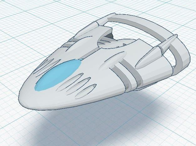 Slipstream II-E 3d printed XIA Tier 2 spacecraft REGULATION XIA SPEC
