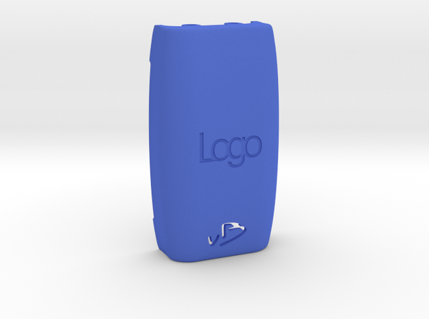 DNA200 - Personalised Ergonomic Extended Back in Blue Processed Versatile Plastic