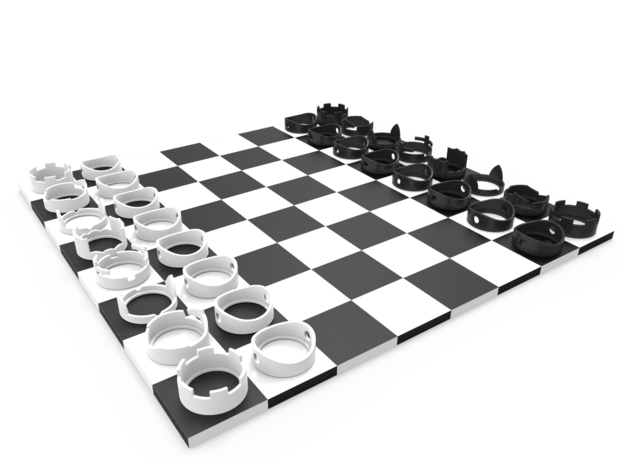 Ring Chess Set