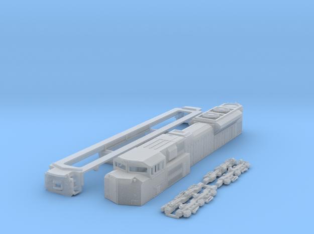 TT Scale SD70ACe