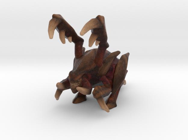 SC2 - Zerg Zergling in Full Color Sandstone