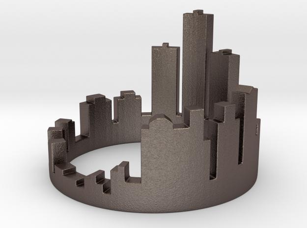 (Size 8) Detroit Skyline Ring