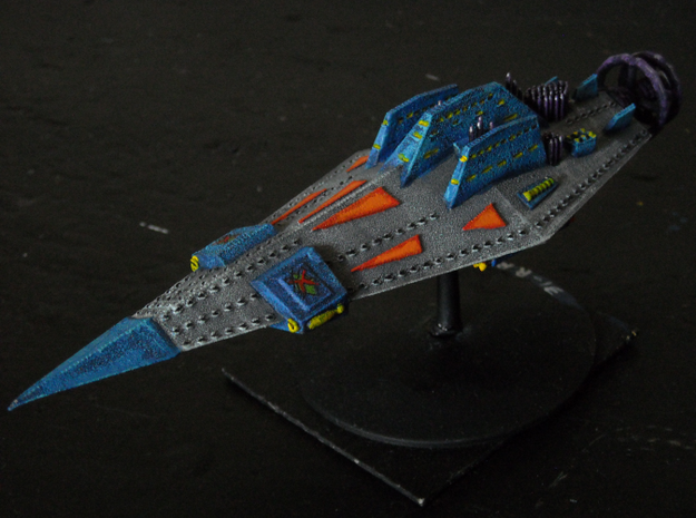 JAL301 Essperila Dreadnought 3d printed