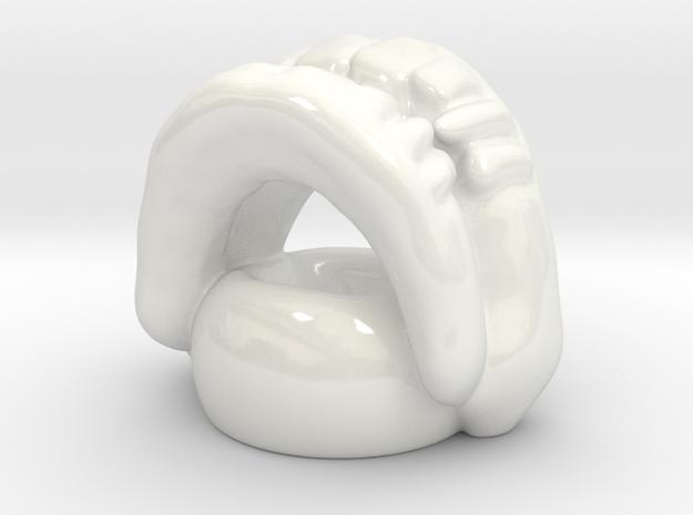 Vampire Teeth Vase