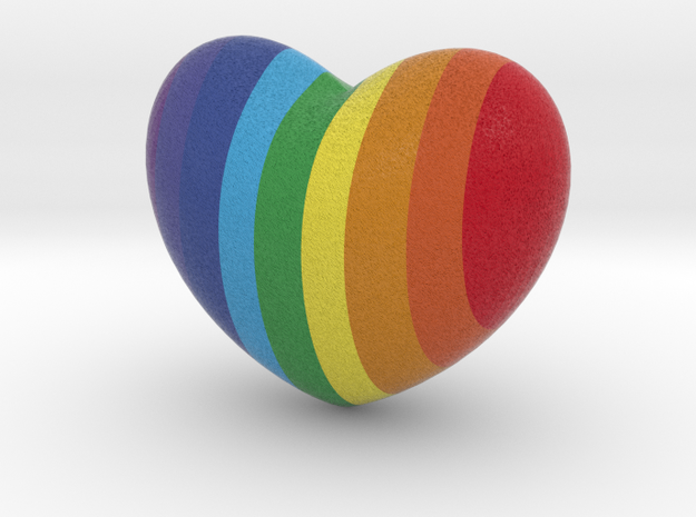 All Balls Created Equal in Full Color Sandstone