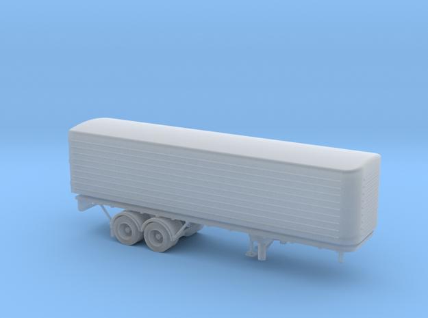 N scale (1:160) DAF Eurotrailer