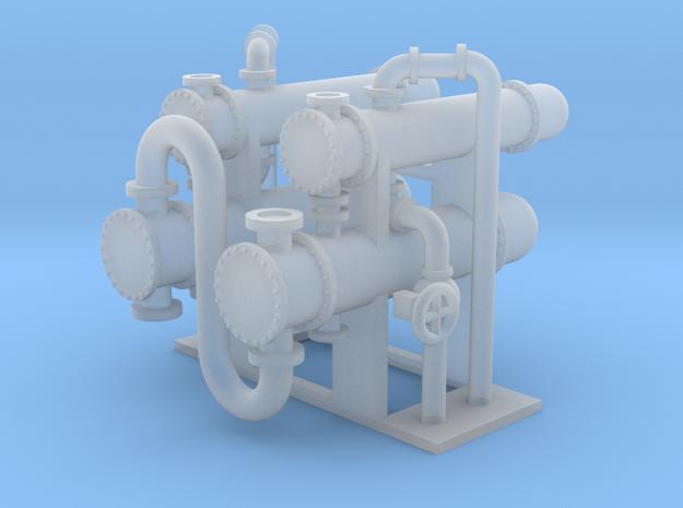 N Scale Heat Exchanger #4 2x2