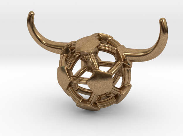 iFTBL Tauros / The One in Natural Brass