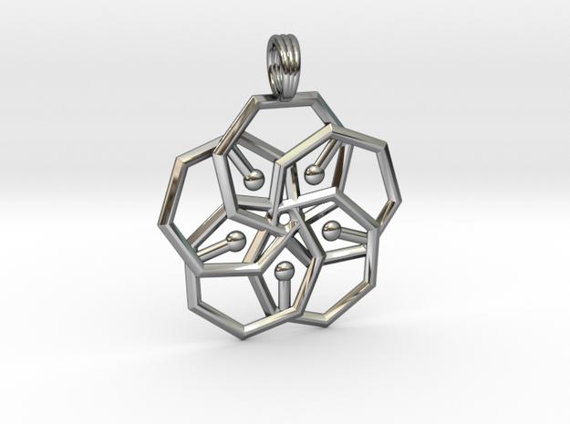 MIDNIGHT STAR in Premium Silver
