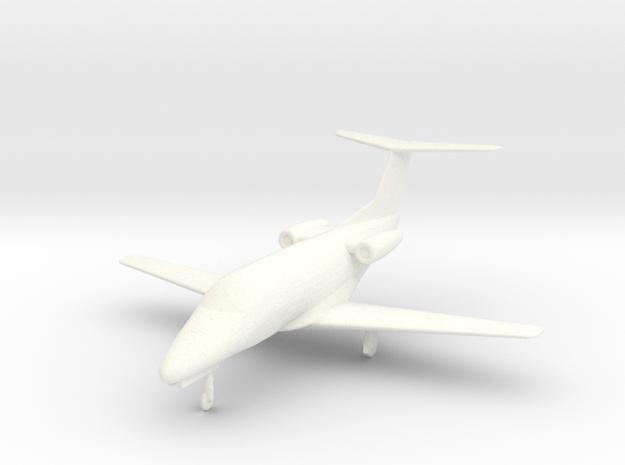 Embraer Phenom 100 in 1/96 in White Processed Versatile Plastic