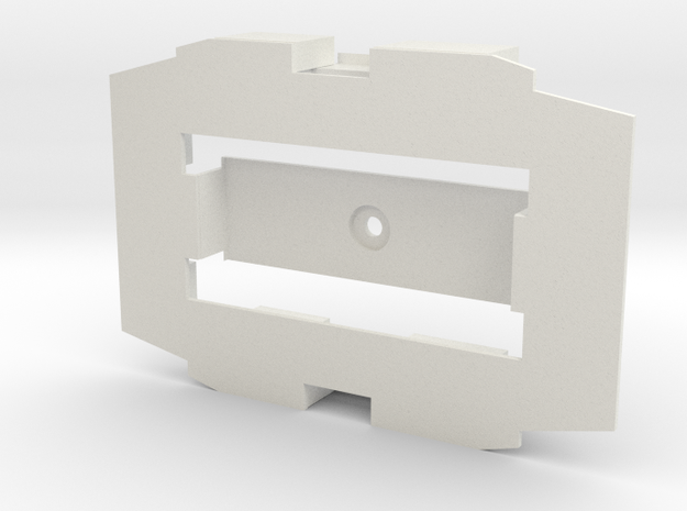 B-1-32-simplex-baseplate in White Strong & Flexible
