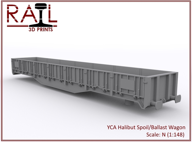 YCA Halibut - N Scale