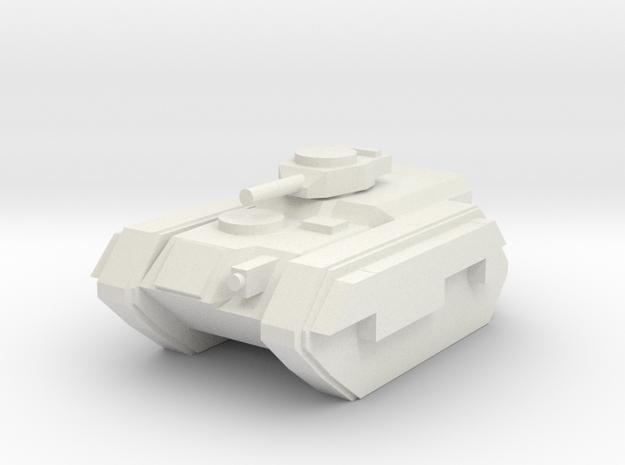 [5] IFV (Krieg Pttn) in White Natural Versatile Plastic
