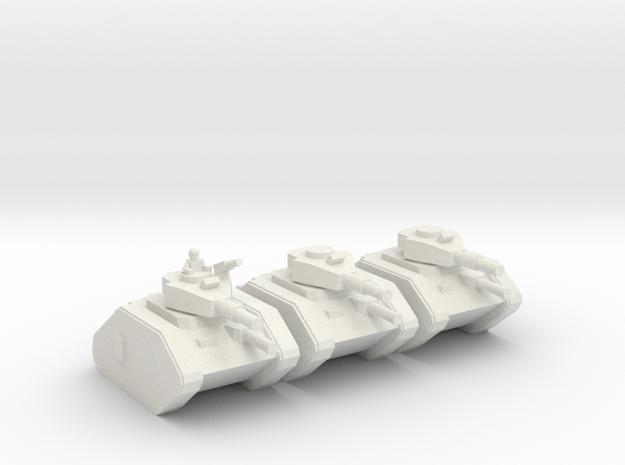 [5] Main Battle Tank Platoon