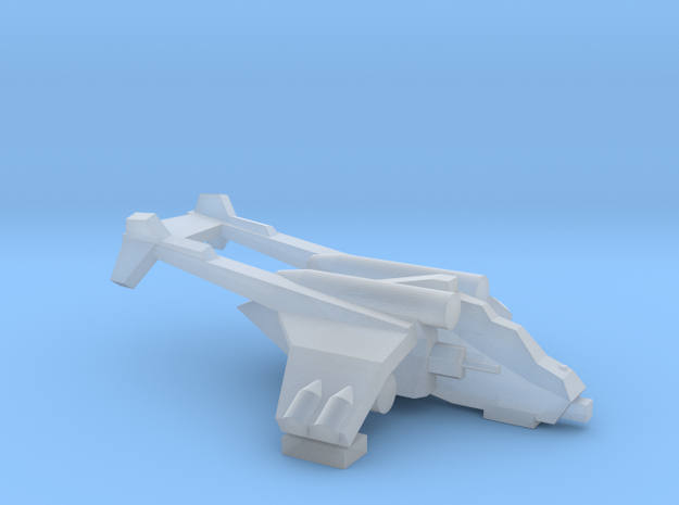 [5] Assault Gunship in Smooth Fine Detail Plastic