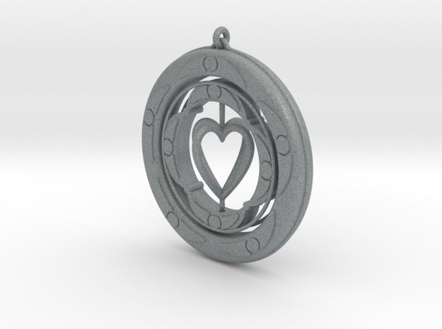 Pendant rotation HEART