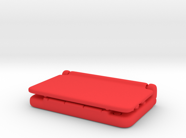 Mini Nintendo 3dsXL: 1/4 Scale