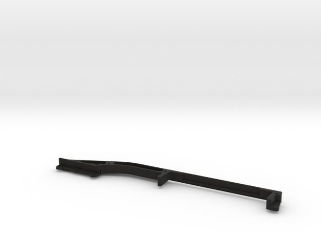 YZ2-MAX4 Sidepod Right in Black Strong & Flexible
