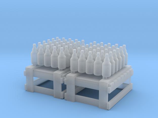 S1-302   2 Bierkisten in Smooth Fine Detail Plastic