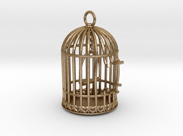 Freedom Birdcage Pendant