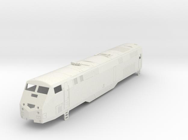 GE P32AC-DM Locomotive H0