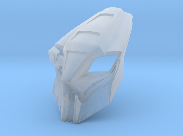 Mask of Rahi Control - Kualus in Smooth Fine Detail Plastic