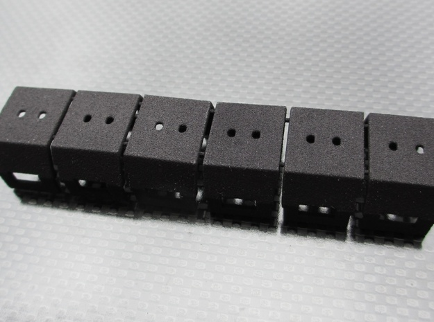 6 Clips Rm 3d printed
