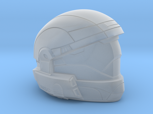 Halo 3 Odst custom 1/6 scale helmet in Smooth Fine Detail Plastic