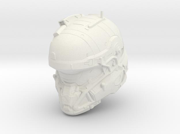 Halo 5 Tanaka/Technician 1/6 scale Helmet