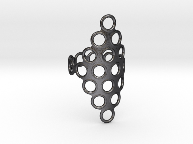 Round Bee 6T Closed Ring 3d printed