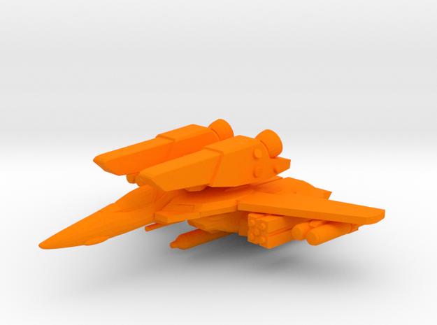 VF-1A SUPER 1/350 in Orange Processed Versatile Plastic