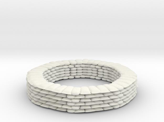 Sandbag Ring for 6mm, 1/300 or 1/285
