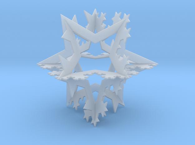 Koch Ornament, FUD 3d printed