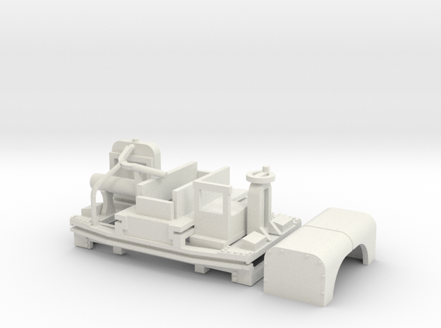 A-1-55-20hp-simplex-1a in White Strong & Flexible