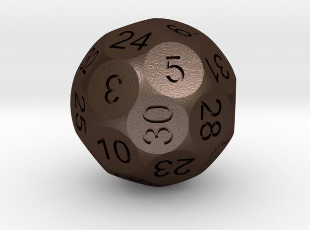 D32 Sphere Dice 3d printed