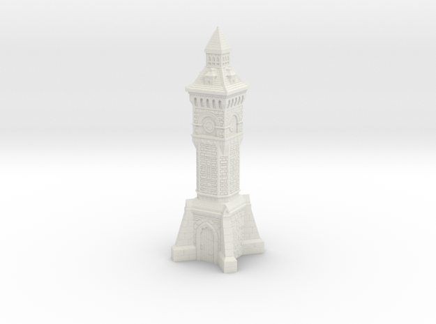 28mm/32mm scale Victorian clock Tower